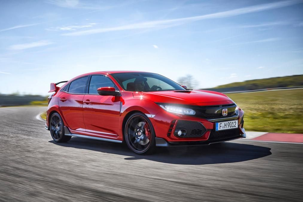 2017 honda civic type r review bhat on wheels. Black Bedroom Furniture Sets. Home Design Ideas